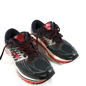 Brooks Glycerin 14 Size 10 M US Mens Black/Silver/